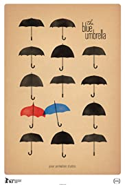 The Blue Umbrella (2013) Poster - Movie Forum, Cast, Reviews