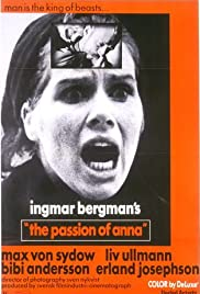 The Passion of Anna Poster