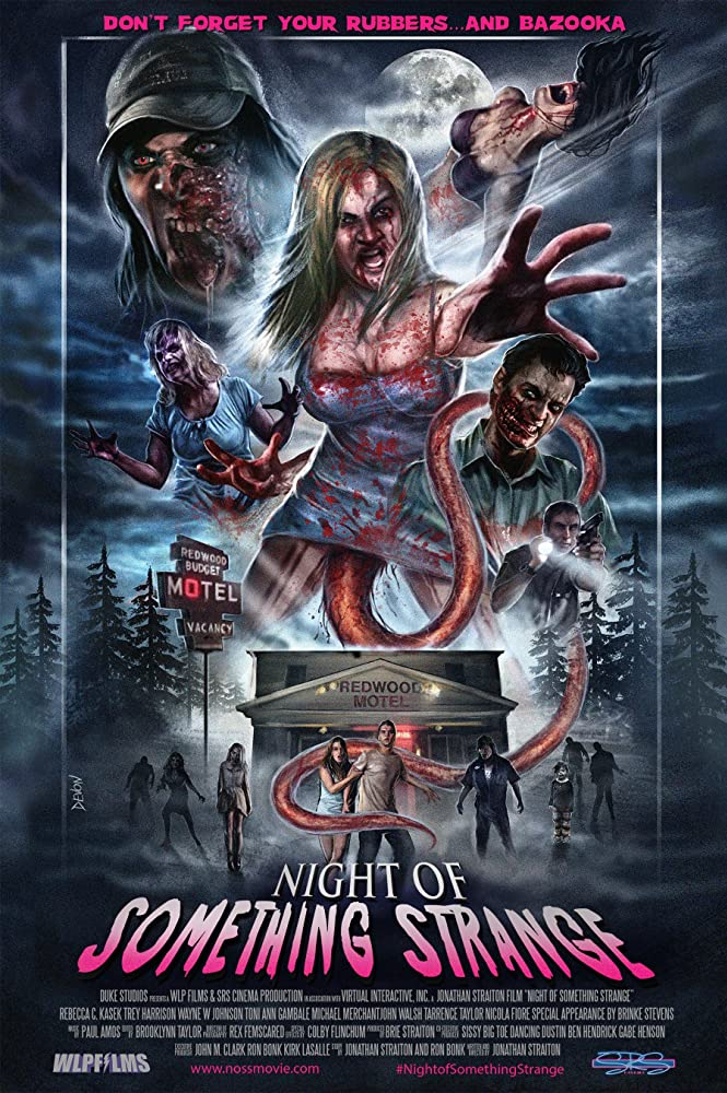 Night of Something Strange 2016 720p HEVC BluRay x265 500MB