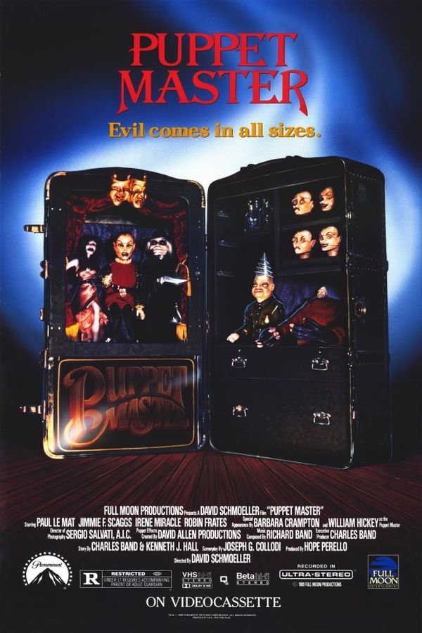 Puppetmaster (1989) (V) Watch Full Movie Free Online
