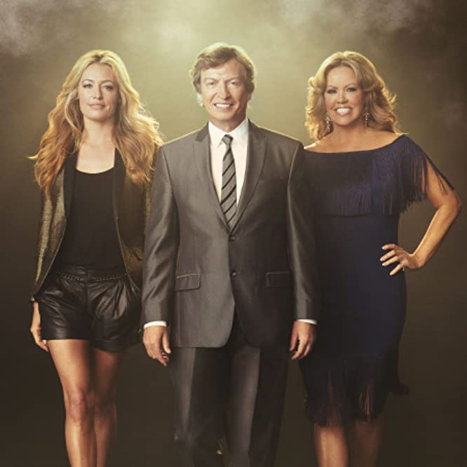 Cat Deeley, Nigel Lythgoe, and Mary Murphy in So You Think You Can Dance (2005)