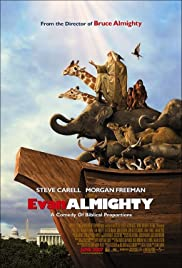 Evan Almighty (2007) Poster - Movie Forum, Cast, Reviews