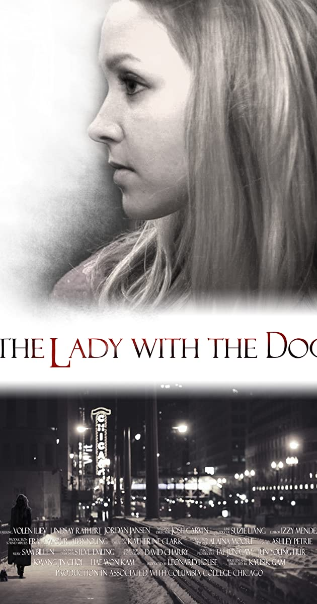 a focus on dmitri dmitritch gurov in the lady with the dog I a new person had appeared on his who to follow list: a lady with a little dog @dmitri dmitritch gurov, who had by then been a fortnight on twitter, and so was fairly at home there, had begun to take an interest in new arrivals.