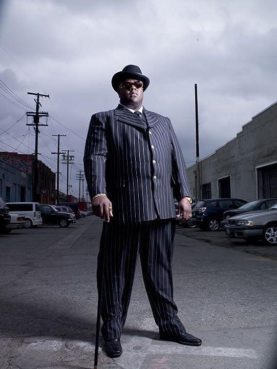 Jamal Woolard in Notorious (2009)