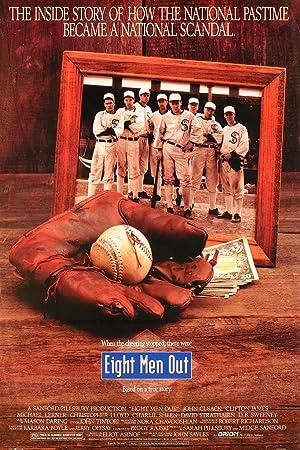 Poster Acht Mann und ein Skandal