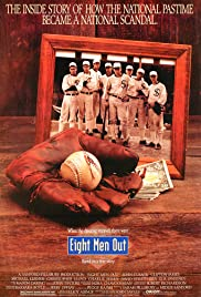 Eight Men Out (1988) Poster - Movie Forum, Cast, Reviews