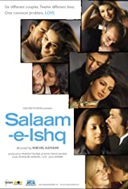 Salaam-E-Ishq (2007) Poster - Movie Forum, Cast, Reviews