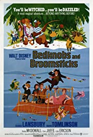 Bedknobs and Broomsticks (1971) Poster - Movie Forum, Cast, Reviews