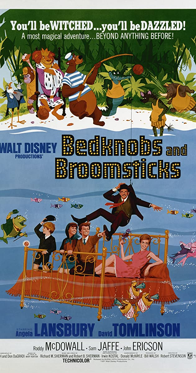 Bedknobs and Broomstic...