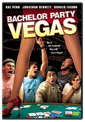 Poster Bachelor Party Vegas