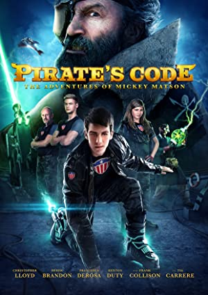 Pirate's Code: The Adventures of Mickey Matson (2015)