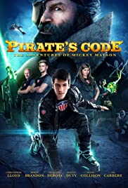 Pirate's Code: The Adventures of Mickey Matson Poster