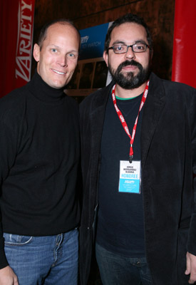 Charlie Koones and Jorge Hernandez Aldana
