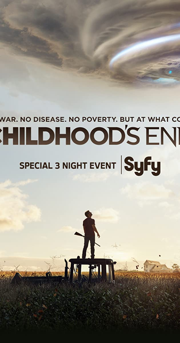 a childhood s end The inspiration for the syfy miniseries childhood's end is one of the defining  legacies of arthur c clarke, the author of 2001: a space odyssey and many  other.