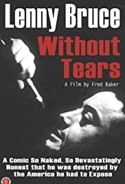 Lenny Bruce Without Tears Poster