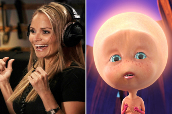 Kristin Chenoweth in Space Chimps (2008)