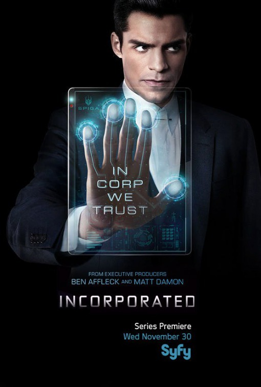 Incorporated S01E09 – Burning Platform