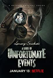 A Series of Unfortunate Events Poster - TV Show Forum, Cast, Reviews