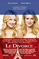 Image of Le divorce