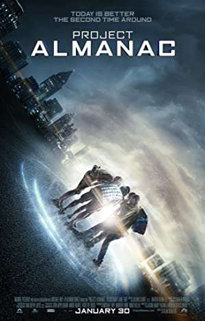 Project Almanac (2015) (Hindi) Download on Vidmate