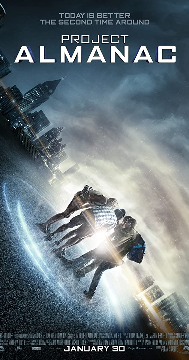 project almanac 2015 imdb