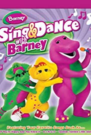Sing and Dance with Barney Poster
