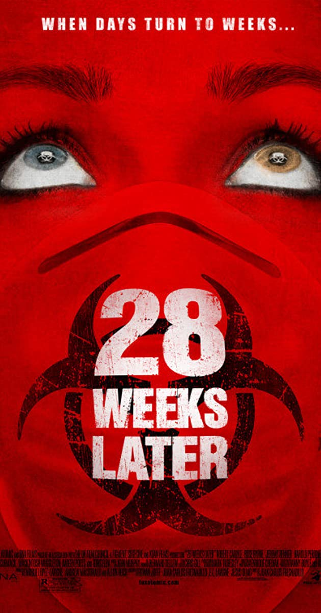 28 savaitės po / 28 Weeks Later (2007) Online