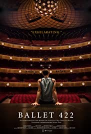 Ballet 422 (2014) Poster - Movie Forum, Cast, Reviews
