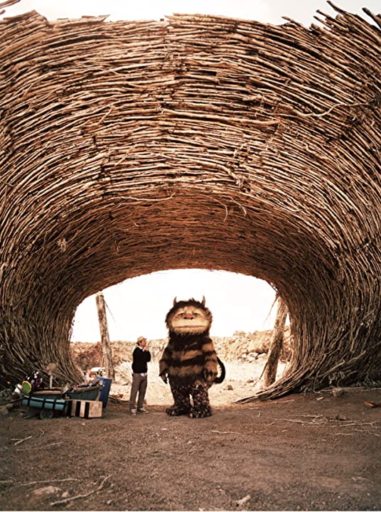 Spike Jonze in Where the Wild Things Are (2009)