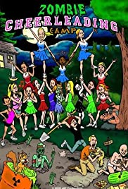 Zombie Cheerleading Camp Poster
