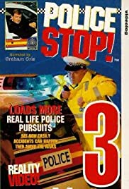 Police Stop! 3 Poster