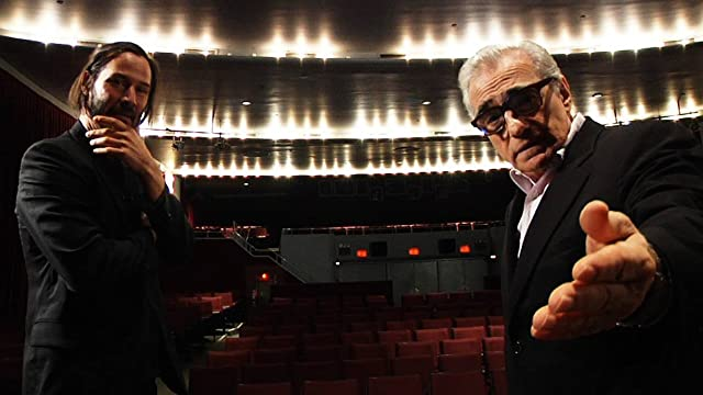 Keanu Reeves and Martin Scorsese in Side by Side (2012)