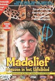 Madelief: Krassen in het tafelblad(1998) Poster - Movie Forum, Cast, Reviews