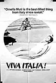 Viva Italia! (1977) Poster - Movie Forum, Cast, Reviews