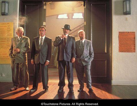 Tony, Mike, Joey & Bobby