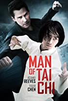 Image of Man of Tai Chi