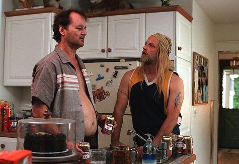 Bill Murray and Chris Elliott in Osmosis Jones (2001)