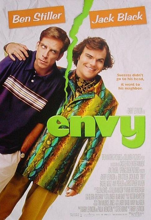 Ben Stiller and Jack Black in Envy (2004)