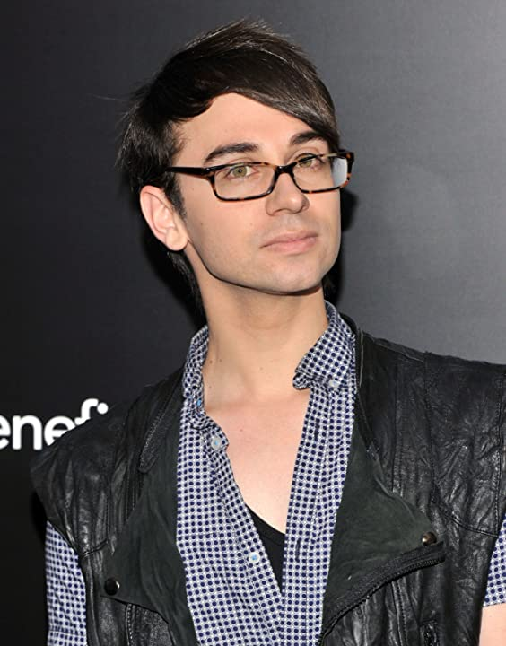 Christian Siriano at Friends with Benefits (2011)