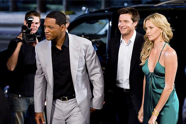 Will Smith, Charlize Theron, and Jason Bateman in Hancock (2008)