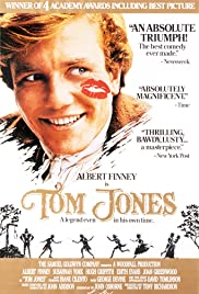 Tom Jones (1963) Poster - Movie Forum, Cast, Reviews