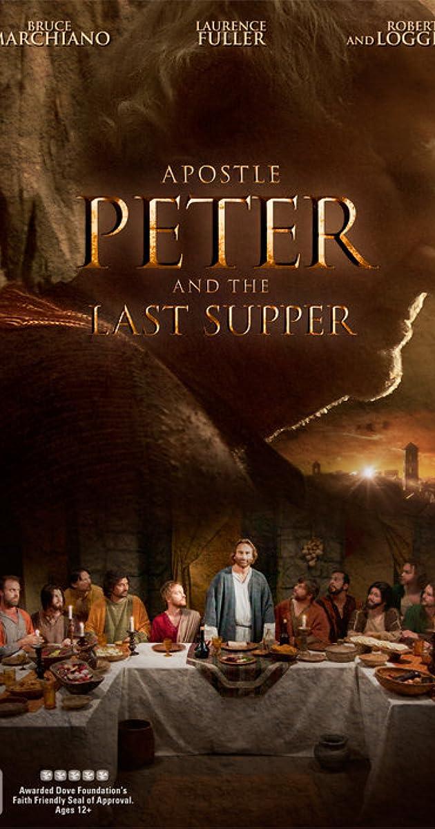 Apostolo Pedro e a Ultima Ceia