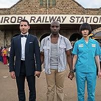 Doona Bae, Miguel Ángel Silvestre, and Toby Onwumere in Sense8 (2015)
