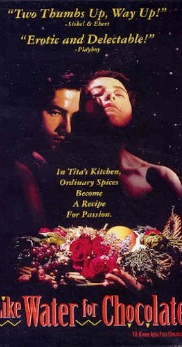 Como agua para chocolate (1992) - IMDb