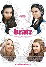 Bratz (2007) Poster - Movie Forum, Cast, Reviews