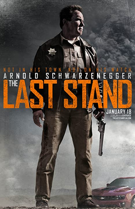 Arnold Schwarzenegger in The Last Stand (2013)