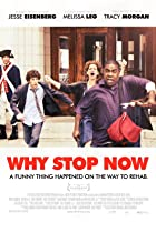 Why Stop Now? (2012) Poster