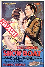 Show Boat (1929) Poster - Movie Forum, Cast, Reviews