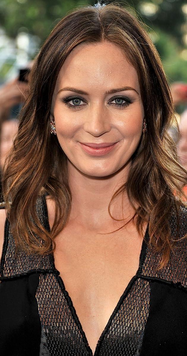 Emily Blunt - IMDb