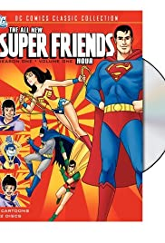 The All-New Super Friends Hour Poster